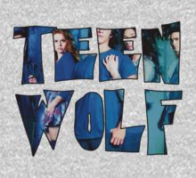 Teen Wolf by seazerka