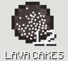 12 Dominos Lava Cakes by bridgesquid