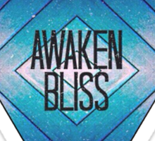 Awaken Bliss Sticker