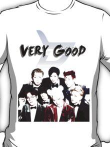 [K-POP DESIGNS] VERY GOOD - BLOCK B  T-Shirt