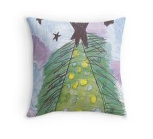 Christmas Tree - Jerome Throw Pillow