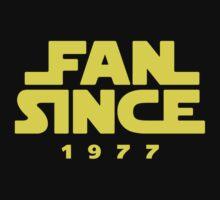 Fan Since by jkpivaral