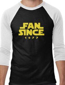 Fan Since Men's Baseball ¾ T-Shirt