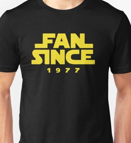 Fan Since Unisex T-Shirt