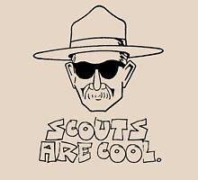 Scouts are cool. Unisex T-Shirt