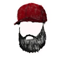 Fill in the Beards Photographic Print