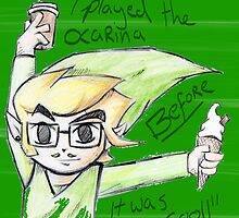 Hipster Link by YoungNeil