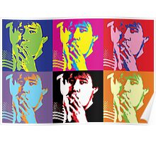 Bill Hicks - Pop Art Bill Poster