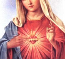 Holy queen Sticker