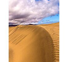 Sand & Sky Photographic Print