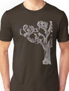 tree in mist Unisex T-Shirt