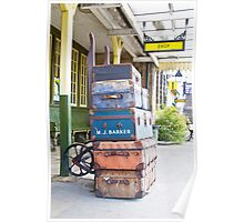 Luggage Poster