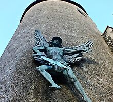 St Michael in Lewes by Ludwig Wagner