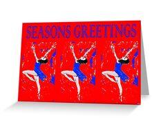 SEASONS GREETINGS 94 Greeting Card