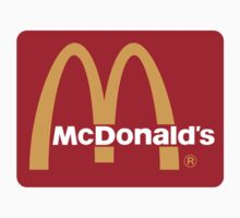 McDonald Logo by vincepro76