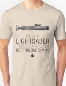 Jedi Full Metal Jacket Mashup Unisex T-Shirt