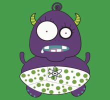 Monster Baby Kids Clothes