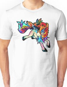 Keldeo- watercolour sprite art Unisex T-Shirt