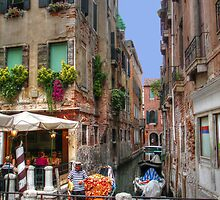 Somewhere in Venice by TheaDaams