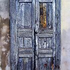 An Old Door in Milan. Corso Lodi, 47 by Igor Pozdnyakov