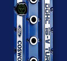 Ford Sierra/Escort Cosworth by rustyphoto