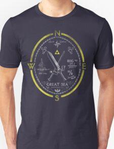 Great Sea Shipping Co. T-Shirt