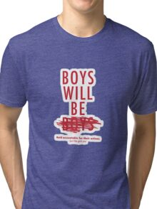 Feminist Equality Merch Tri-blend T-Shirt