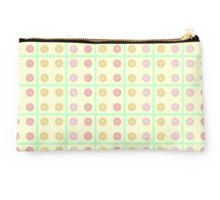 Grid and dots Studio Pouch