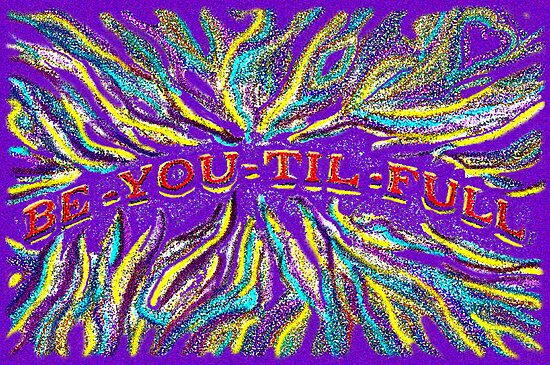 BE-YOU-TIL-FULL by James Lewis Hamilton