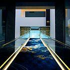 Hotel in Barcelona by Angelika  Vogel