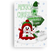 Christmas Fun Canvas Print