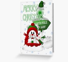 Christmas Fun Greeting Card