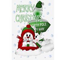 Christmas Fun Photographic Print
