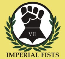 Imperial Fists-Banner by xyzdude0