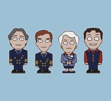 Cabin Pressure mini people (shirt) by redscharlach