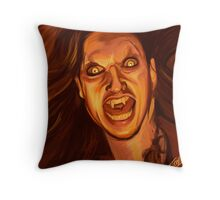 Lost In The Shadows Throw Pillow