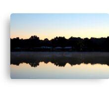 St. Johns River Sunrise Canvas Print