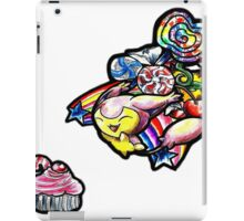 Skitty in candyland! iPad Case/Skin
