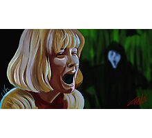 What's Your Favorite Scary Movie? Photographic Print