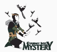 Kid Loki - Birds of a Feather, Are Oh So Clever by ImpalaMoose