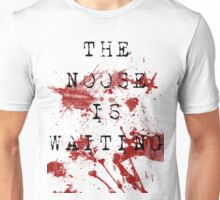 The Noose Is Waiting Cover Unisex T-Shirt