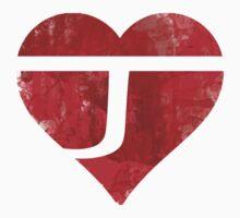 J Heart T-Shirt