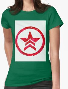 Renegade Symbol Womens Fitted T-Shirt