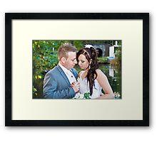 Sylvia and Raphael (6) Framed Print