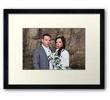 Sylvia and Raphael (1) Framed Print