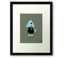 Mortimer Framed Print