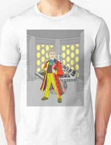 The Sixth Doctor T-Shirt