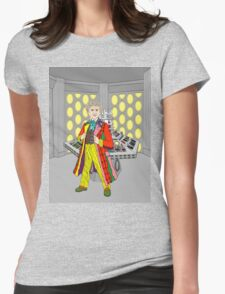 The Sixth Doctor Womens T-Shirt