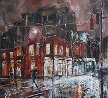 Lonely Evening by Stefano Popovski