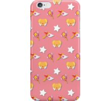 Card Captor Sakura Pattern iPhone Case/Skin